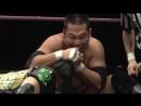 Fuminori Abe vs Yasu Urano BASARA Vajra 71 ~ Sendai Shishin