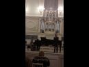 Гала-концерт в Капелле. Городской конкурс Юный вокалист Школы И.Богачевой