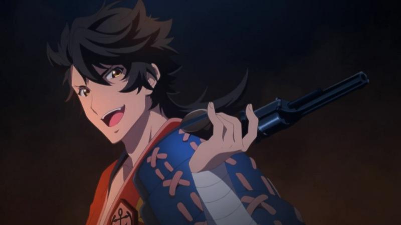 Промо фильма Katsugeki/Touken Ranbu
