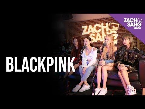 BLACKPINK Talks Kill This Love Coachella How They Formed