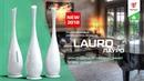 Видеообзор ультразвуковых увлажнителей воздуха LAURO бренда ROYAL Clima