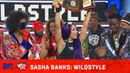 SB_Group| WWE's Sasha Banks Lays the SMACK DOWN on Nick Cannon 💪 | Wild 'N Out | Wildstyle
