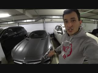 510 л.с. Mercedes-AMG GT S_ тест-драйв одного из самых ярких спорткаров современ