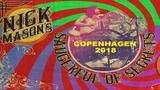 Nick Masons Saucerful Of Secrets - Copenhagen 2018