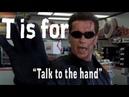 Learn the Alphabet with Arnold Schwarzenegger