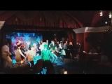 Мастер-класс для зрителей концерта в теаьральном центре на Коломенской от школы танцев Cat Style