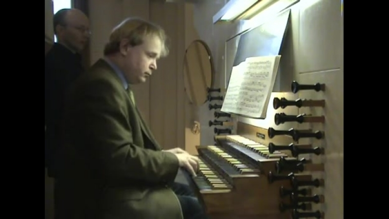 590 (2) J. S. Bach - Pastorella [incomplete ()] F Major, BWV 590 part 3- 4 - Arjen Leistra