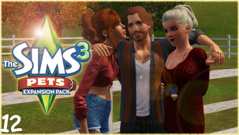Let's Play: The Sims 3 Pets - (Part 12) - House Renovations FIRE!