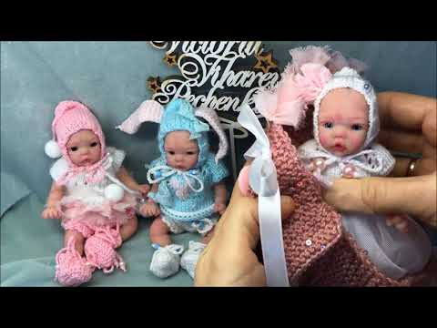 Куклы из силикона Веснушки Silicone dolls Freckles