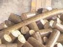 Briquetting Press Bio mass Briquetting Plant Jumbo 90 Ronak Agrotech Engineering Pvt Ltd