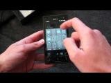 Обзор Sony Xperia acro S (LT26w)