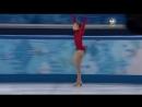 Юлия Липницкая произвольная программа на Олимпиаде в Сочи 2014 Командные