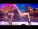 SEDUCTIVE Dancer SHOCKS Judges ČESKO SLOVENSKO MÁ TALENT 2018 Got Talent Global