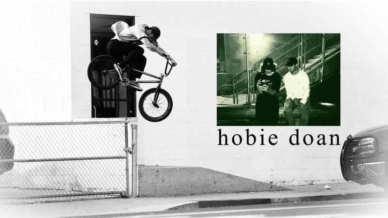 Hobie Doan - Welcome insidebmx
