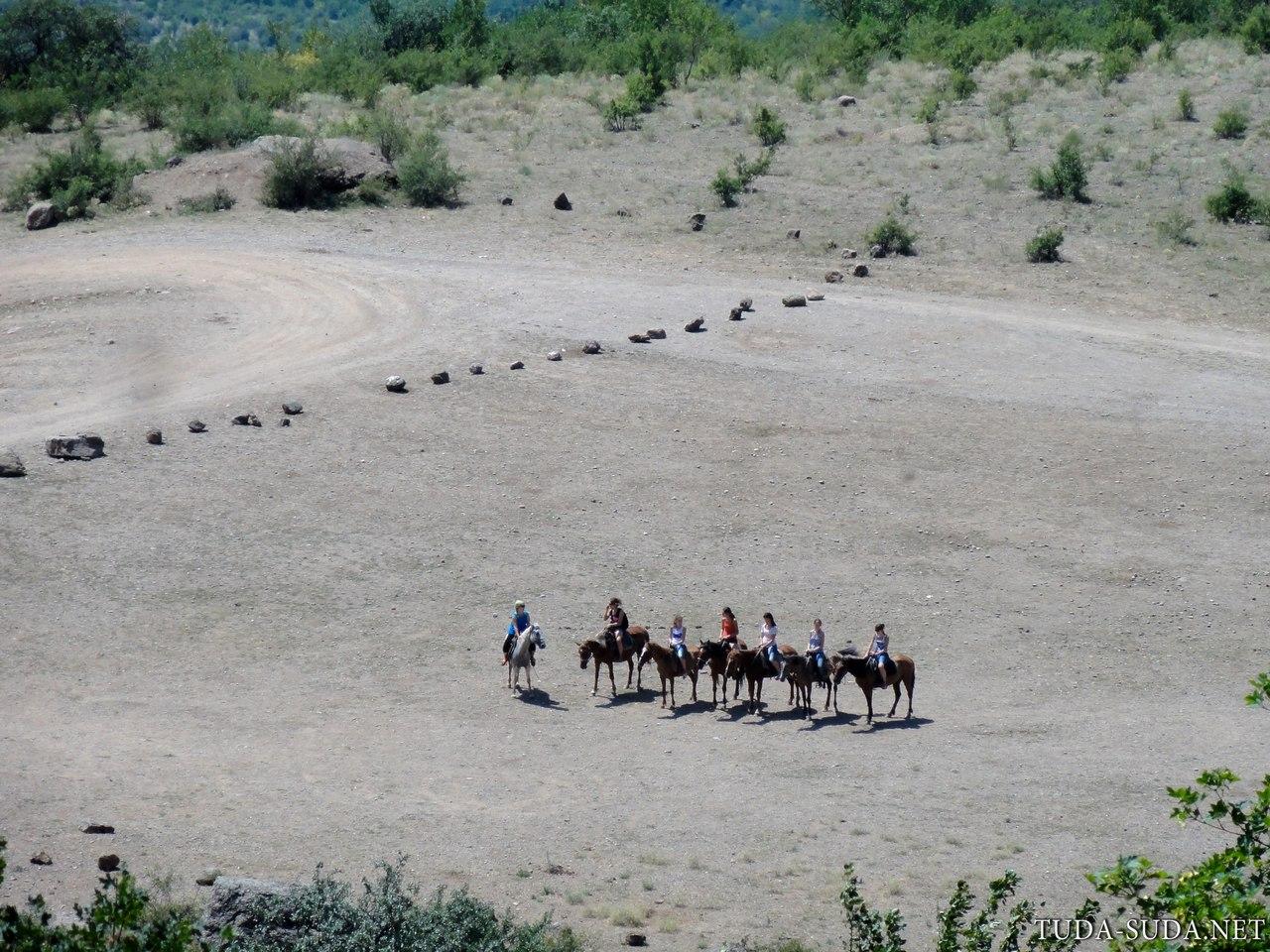 Лошади Демерджи