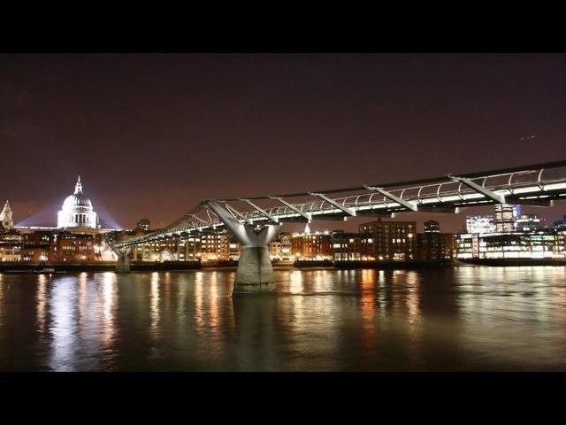 London Night 2012 timelapse