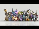 Overwatch | Калибровка и фан игра [ PC|Gamepad] (~18+)