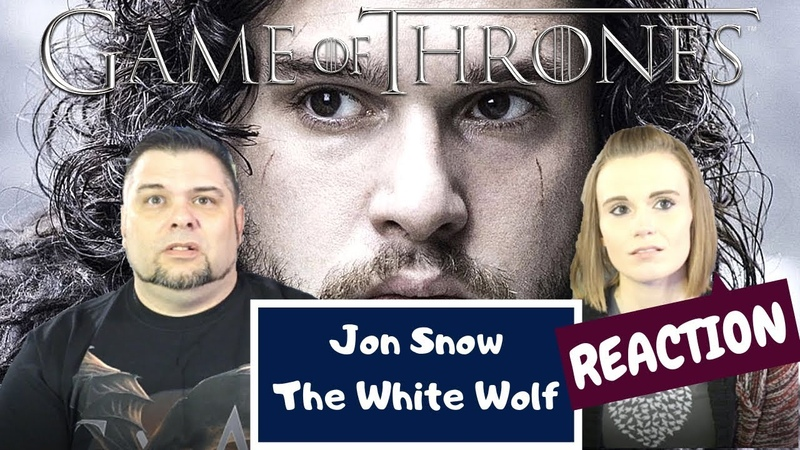 Game Of Thrones | Jon Snow 'The White Wolf' | Reaction | Review