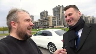 Как снимали ТАКСИ БИЗНЕС 1 год работы в вип и бизнес такси Санкт Петербург BACKSTAGE