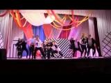 BLACK and WHITE- народный коллектив ансамбля танца ЭНЕРГИЯ - Борисовка