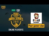 Oppo X PUBG Mobile India Series Online Playoffs- Day 5