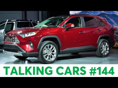2018 New York Auto Show | Talking Cars with Consumer Reports 144