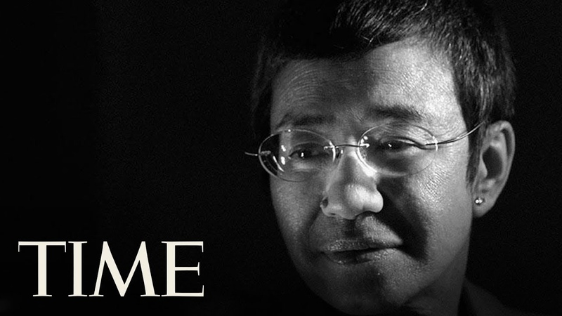 TIME 2018 Person Of The Year Maria Ressa POY 2018 TIME