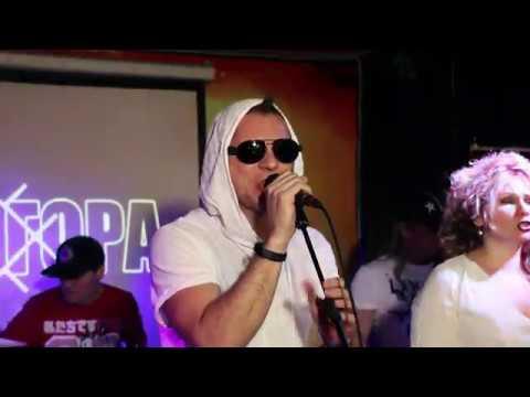 БрокколиBand - Хали гали (кавер Леприконсы). Выступление в рок-бар Безумий 22 декабря 2018 г.