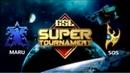 2018 GSL Super Tournament 2 Ro8 Match 1 Maru T vs sOs P