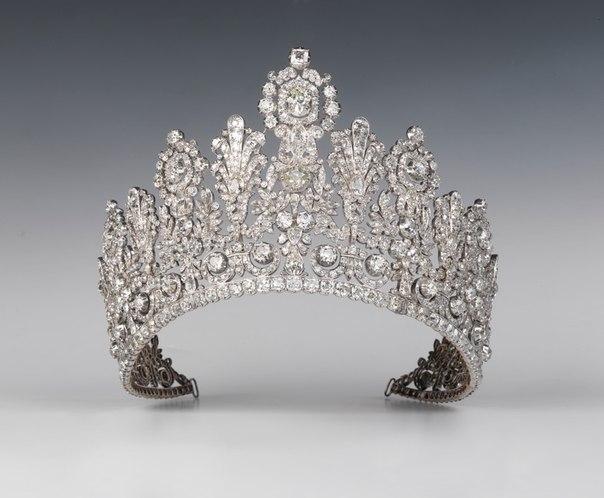 Некоторые из фамильных драгоценностей великогерцогской семьи Люксембурга. Часть 1