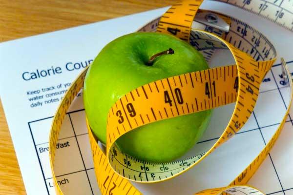 На скольких калориях можно похудеть?