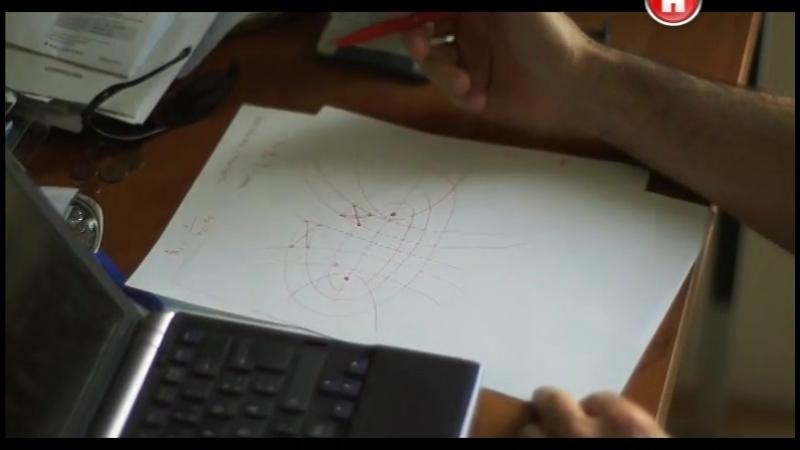 Буквальная геометрия - The Discrete Charm of Geometry (2015)