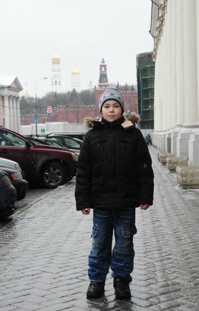 Ринат Сагтдинов, 15 апреля 1999, Казань, id205795675