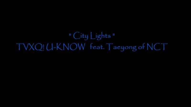 [윤호FANMADE] YUNHO City Lights TVXQ ユノ 夜話 日本語歌詞
