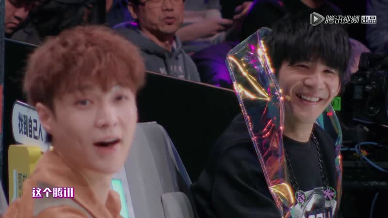 190117 ZHANG YIXING 张艺兴 — «Rave Now» ep08 preview 2