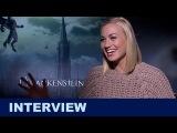 I Frankenstein Interview : Yvonne Strahovski 2014 - Beyond The Trailer