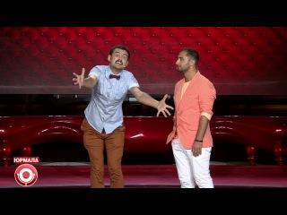 Демис Карибидис и Андрей Скороход - В кабинете у директора MTV