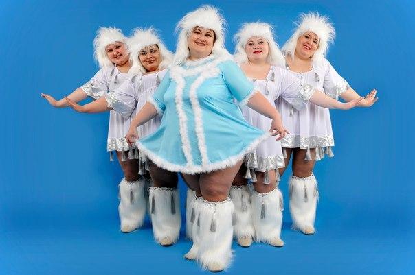 Мужчинам, которые не исправят свои косяки до Нового Года, придут к вам вот такие Снегурочки.