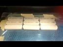 Wood flashcard laser marking