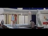 Эротика в Советском кино. Пляжный ансамбль мини-бикини 69! _Бриллиантовая рука_ 1968 г.