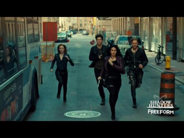 "Сумеречные охотники 2 сезон 20 серия ¦ Shadowhunters 2x20 Promo ""Beside Still Water"" (HD) Season Finale"