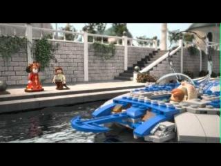 LEGO� STAR WARS� - Gungan Sub� 9499