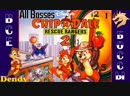 Chip and Dale Rescue Rangers 2 All Bosses Чип и Дейл 2 Все Боссы Dendy 8-bit NES - (aneka.scriptscraft) 720p