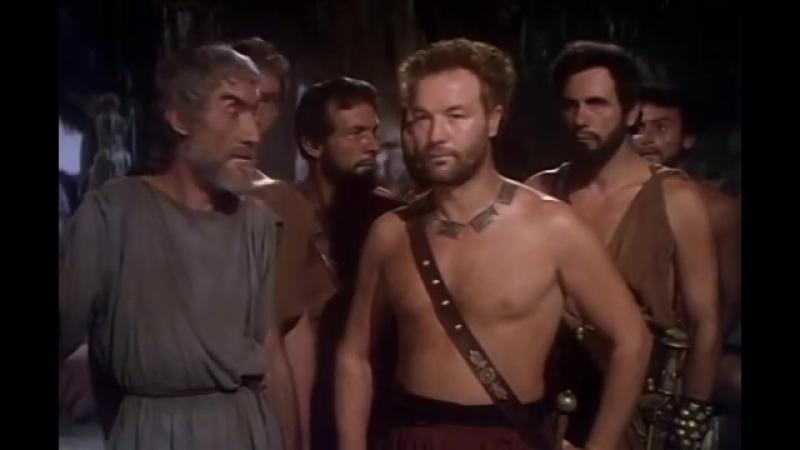 История Ленфильма 1954 год Приключения Одиссея (дубляж)