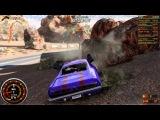 Геймплей уровня Ч.4 (Gas Guzzlers. Combat Carnage / Убойные гонки)
