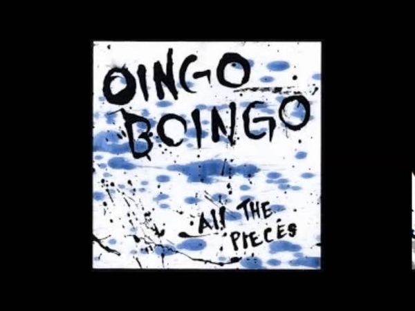 Oingo Boingo - All the pieces (unreleased demo) 2016 Remaster attempt 2