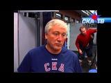 СКА-ТВ: Калинин и Кравец о победе над ХК СайПа