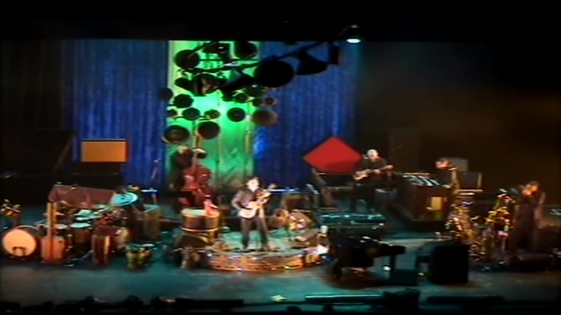 Tom Waits – Goin Out West – At The Fox Theatre, St. Louis, Mo, June 26, 2008