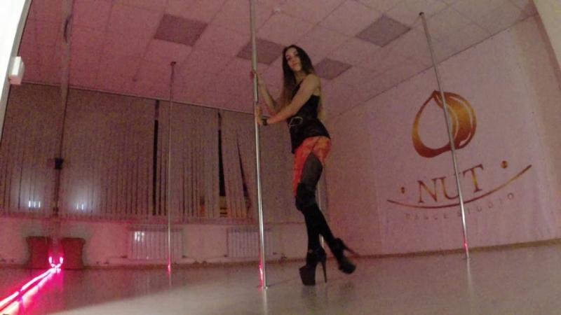 Pole Dance Exotic 2018 Dance Studio NUT Новосибирск