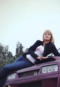 Анастасия Кирюткина, 10 декабря 1988, Москва, id15046904